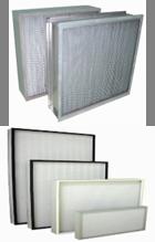 filtros terciarios