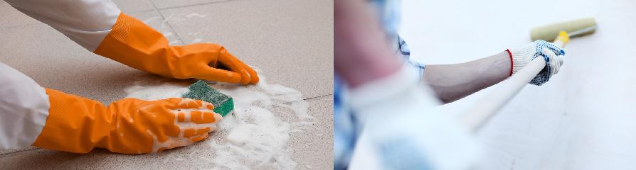 limpiezza y sanitización
