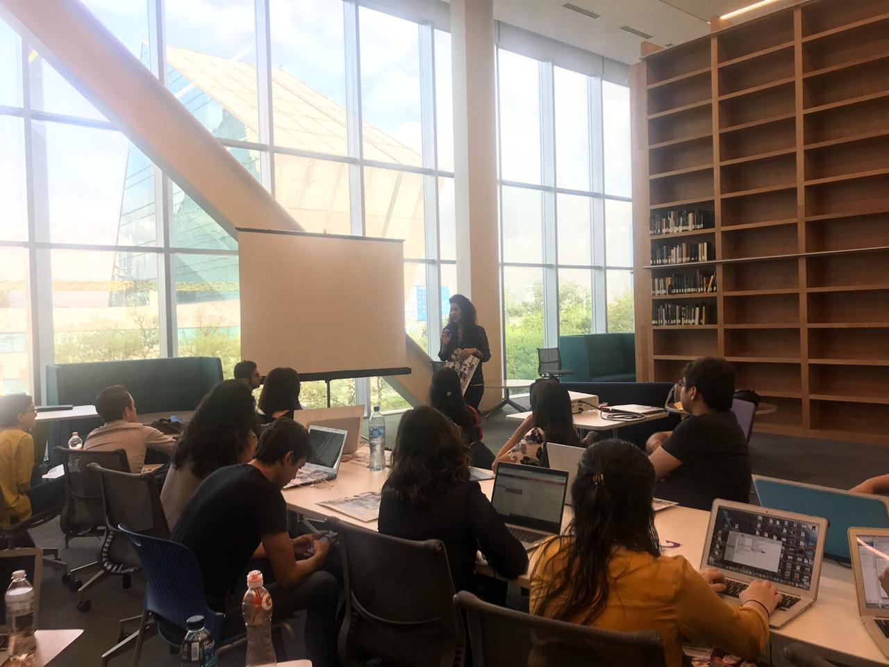 Tecnológico de Monterrey | Semana i. 2018