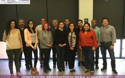 Curso Controles Preventivos FSPCA. Julio 2016. Monterrrey, N.L.