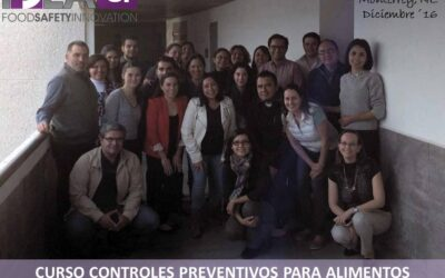 Curso Controles Preventivos FSPCA. ITESM. Diciembre 2016.